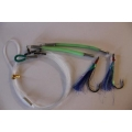 Cod Flasher rig 6/0 LS